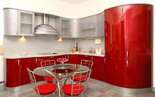 Лучшие кухни дизайн в частном доме