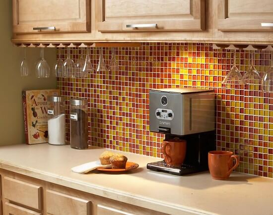 Лучшая мозаичная плитка для кухни цена