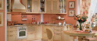 Какие кухонные шкафы в леруа мерлен?