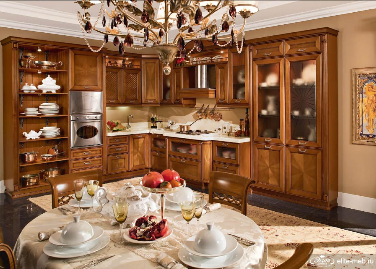 Верона кухни – лучшие уютные кухни