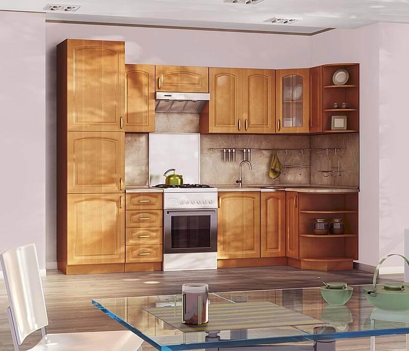 Лучшая модульная мебель для кухни