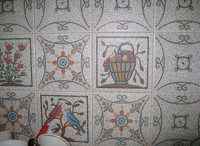 плитка из римской коллекции