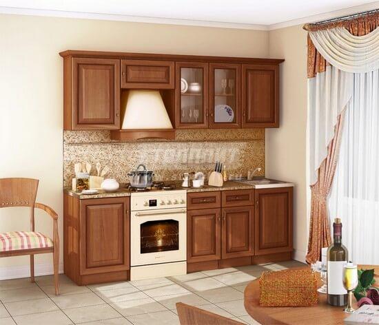 Модульная мебель для кухни - это удобно