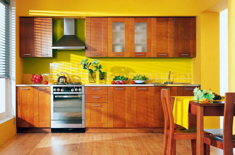 Как отделать стены на кухне недорого?