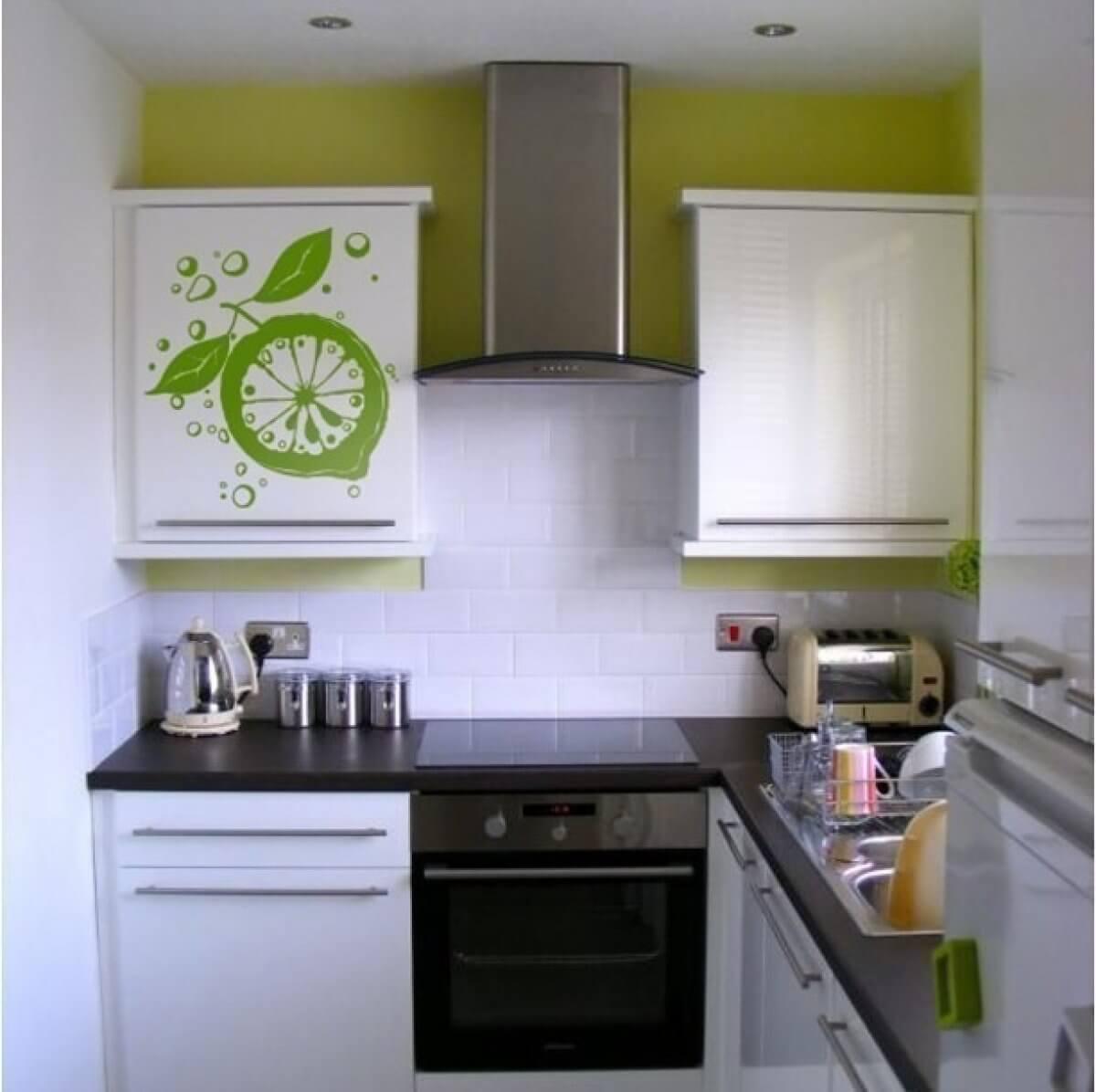 Кухни 4 кв м фото