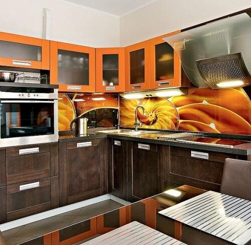 Лучший выбор - стеновые листовые панели для кухни