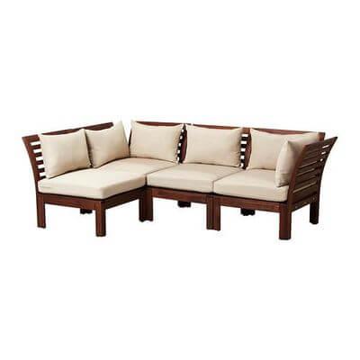 диван с подушками икеа