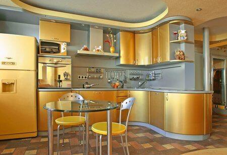 Лучший современный дизайн кухни
