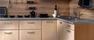 Деревянная стеновая панель для кухни икеа