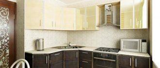 Планировка кухни 9 кв м реальная