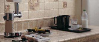 Плитка настенная для кухни - лучшее что может быть для кухни