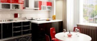 Как отделать стены на кухне?