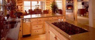 Лучшая кухонная мебель для дачи