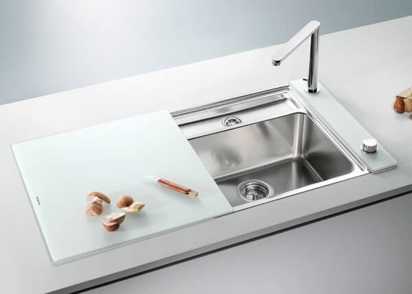 мойка металлическая кухонная