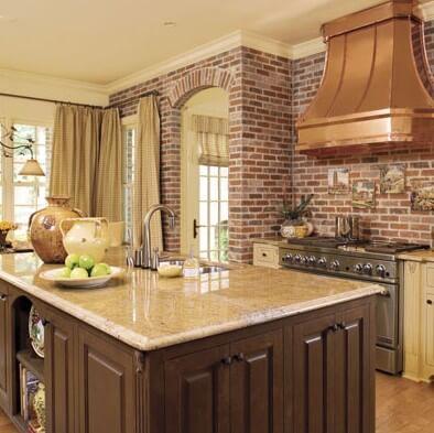 Лучшие отделочные материалы для стен кухни
