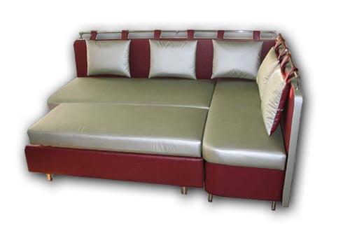 раскладной диван уголок для кухни