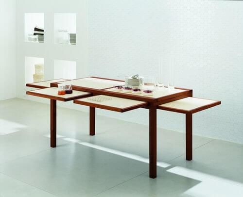 столы-трансформеры кухонные фото
