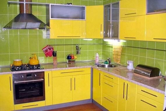яркие фасады зов для кухни