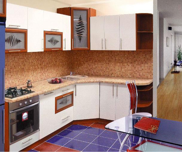 Интерьер дизайн маленькой кухни фото