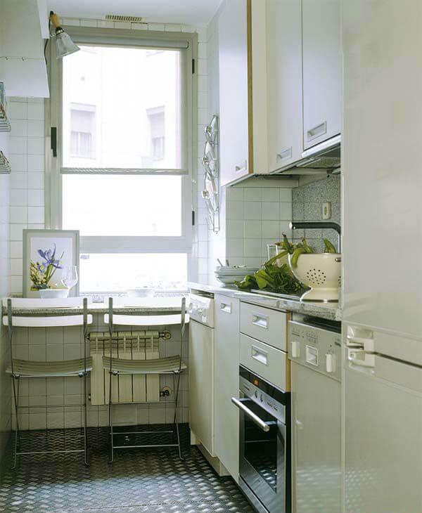 Какая должна быть ширина барной стойки на кухне?