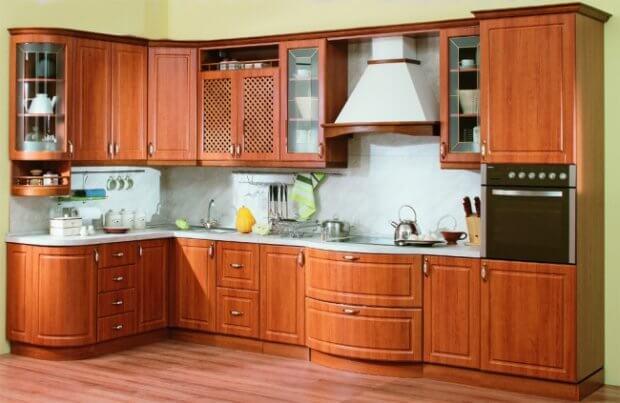 боровичи мебель кухни трапеза классик