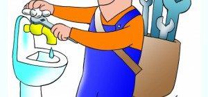 чиним кран на кухне смеситель