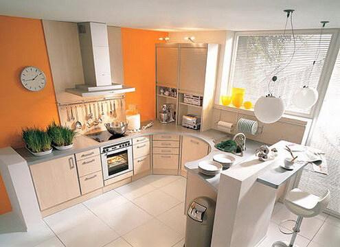 дизайн кухни 12 м. кв