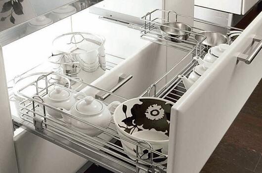 фурнитура для кухонной мебели выдвижные системы