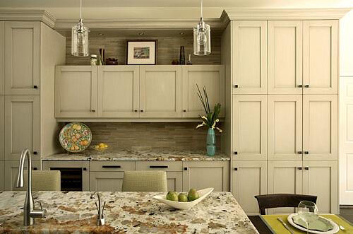 Фото элегантной кухни