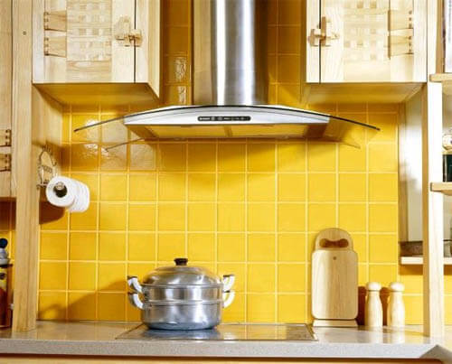 кухонная вытяжка открытого типа