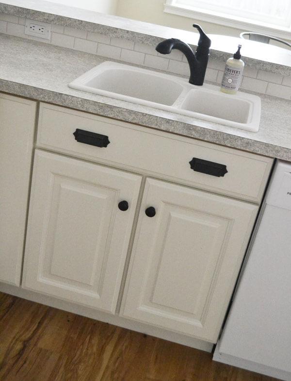 кухонный шкаф под мойку