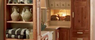 пенал кухонный