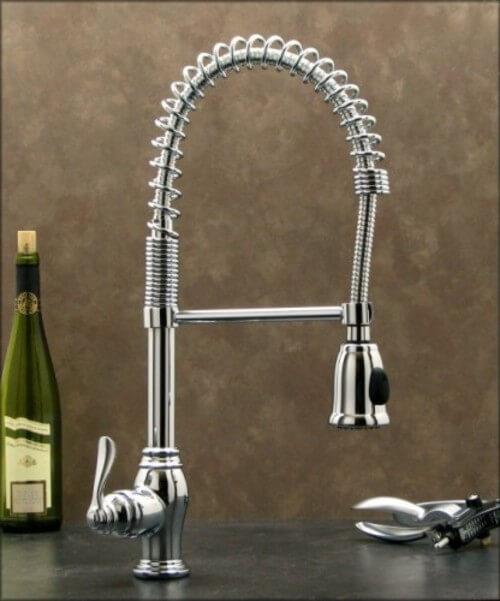 смеситель для кухни с душем