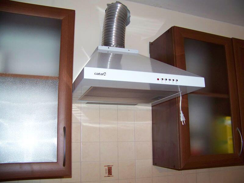 Сделать вытяжку на кухне своими руками фото 61