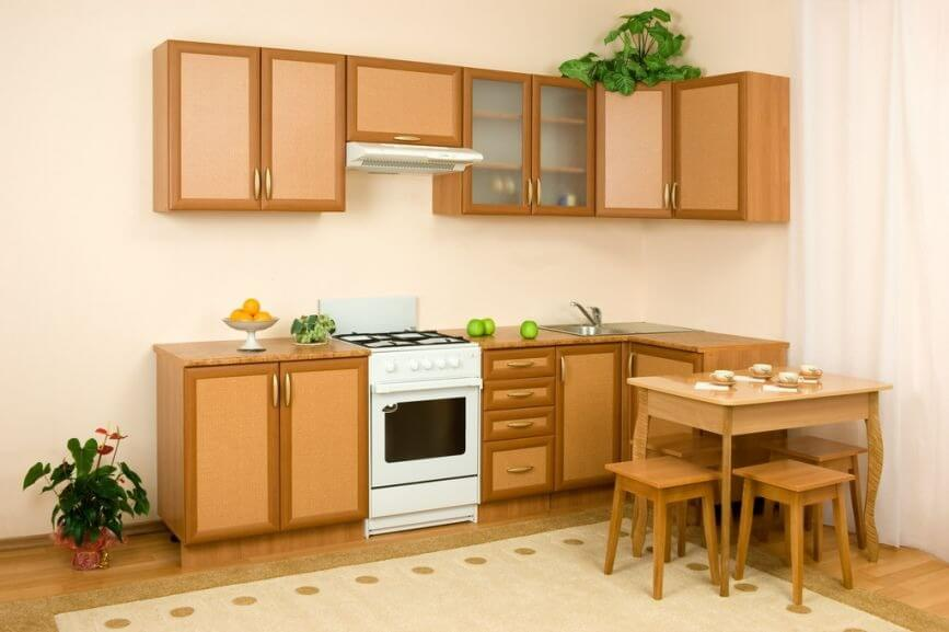 Обновление фасада кухни своими руками