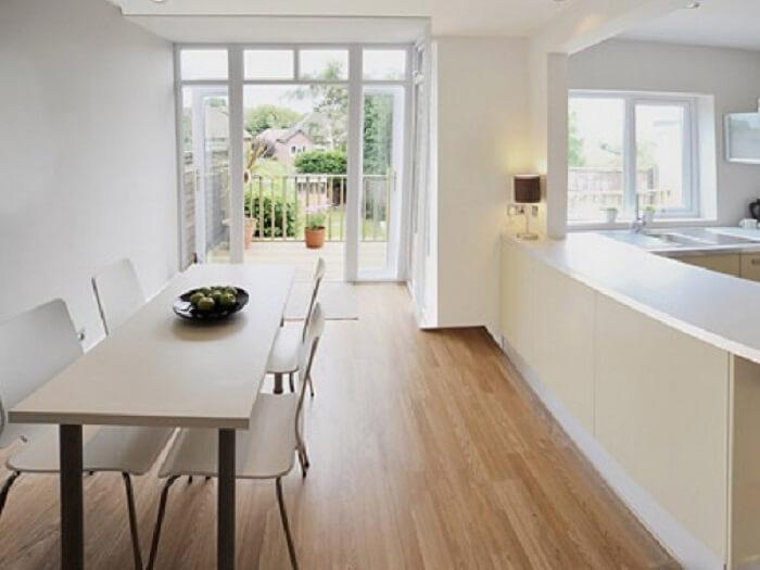 линолеум на кухню фото