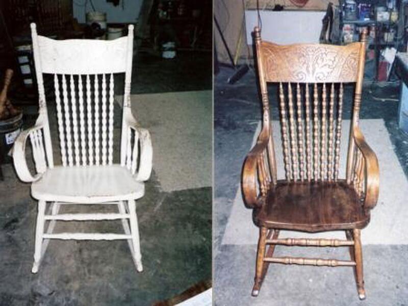 стул ремонт