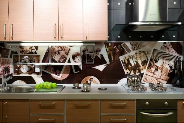 фотопечать на кухню