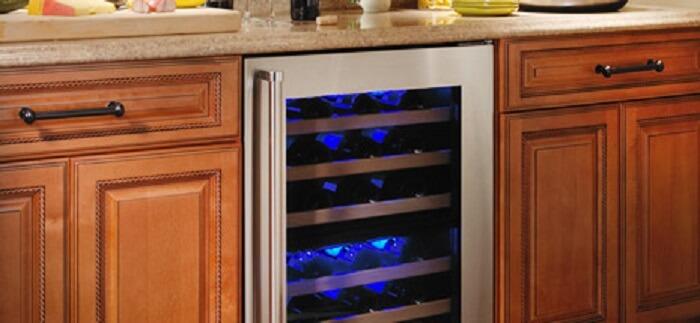 холодильник винный-столешница