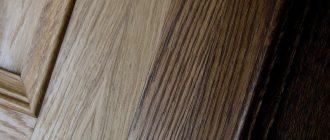 древесина дуба ценный материал
