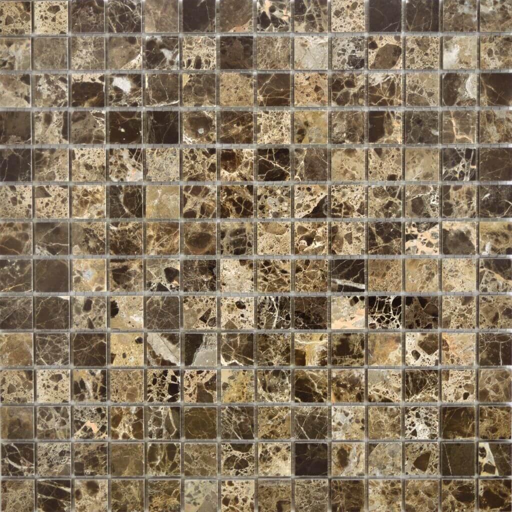 каменная мозаика на кухне
