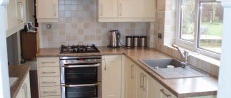 Кухня 3 на 3 тоже может хорошо выглядеть
