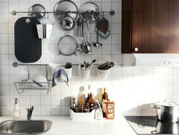 ИКЕА: кухонный уголок легко собрать