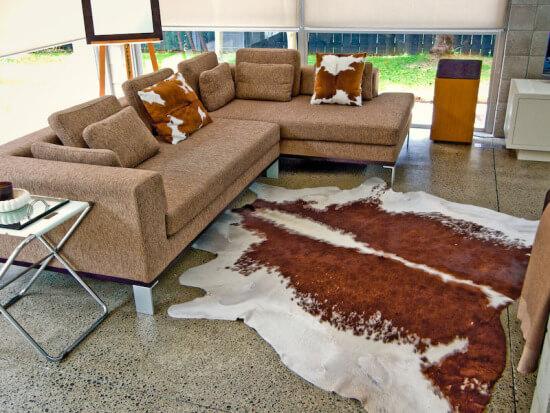 этно дизайн гостиной