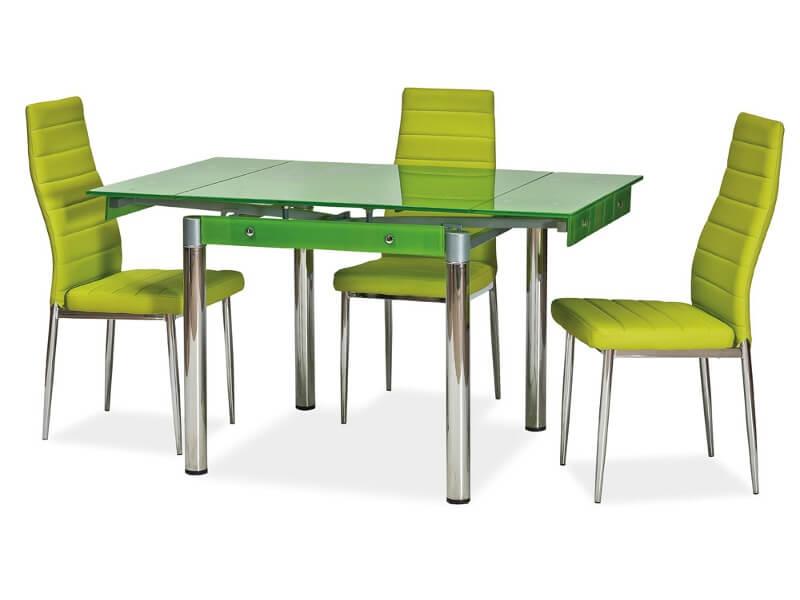 Как выбрать стеклянные раскладные столы для кухни