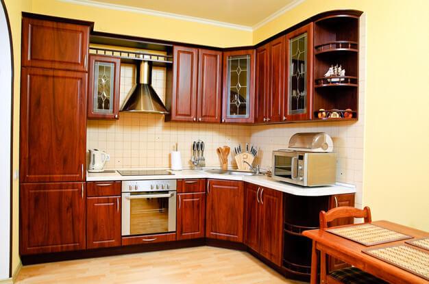 Кухни малогабаритные угловые – очень интересный вопрос