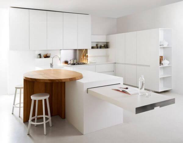 минимализм в кухне
