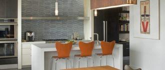 Светильники для кухни подвесные это не редкость
