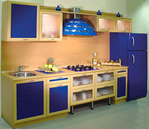 Выбрать мебель для кухни эконом