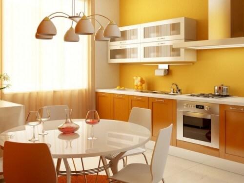 Возможно чем отделать стены на кухне?